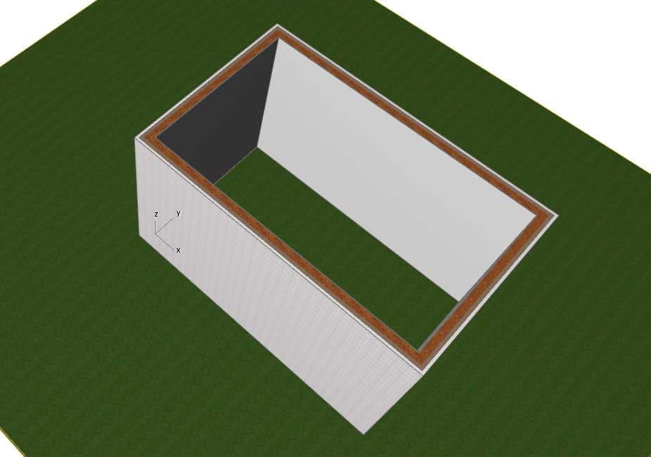 Моделирование основных конструкций в ArchiCAD-7