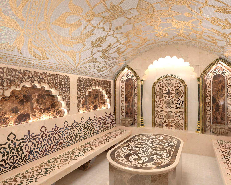Хамам. Турецкая баня