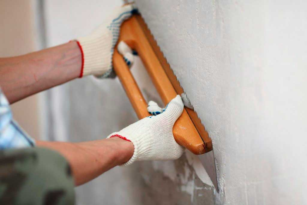Выравнивание стен. Технологии выполнения штукатурных работ