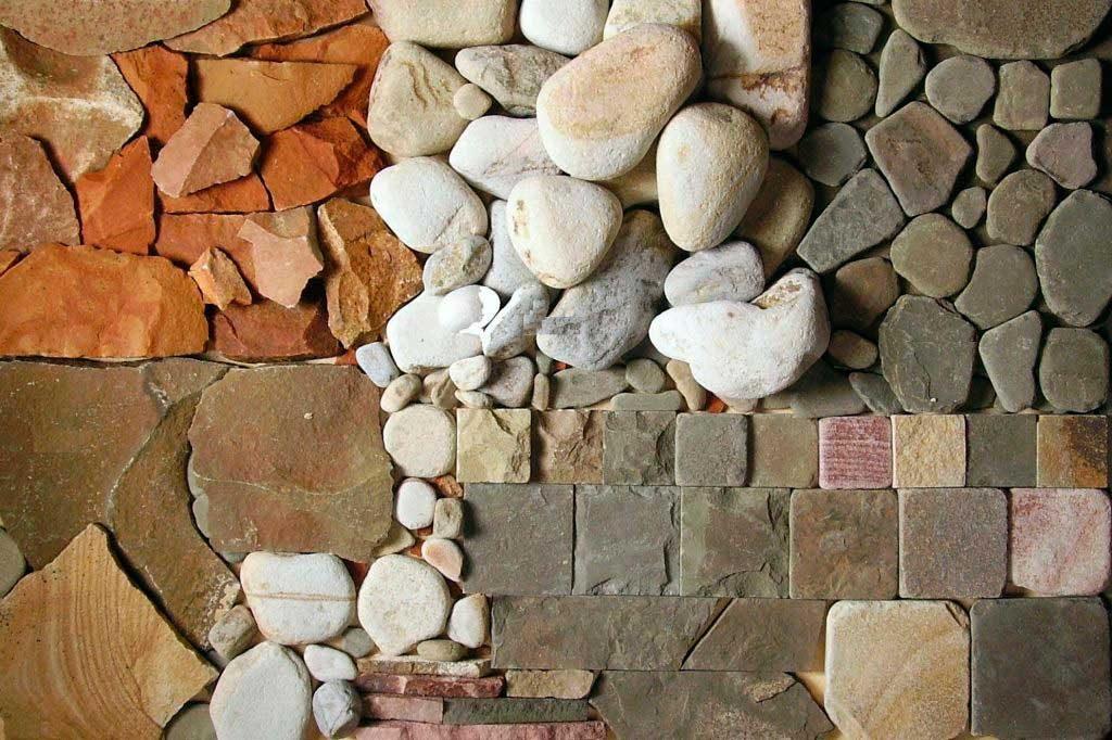Использование натурального камня