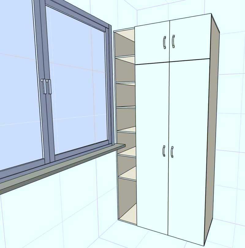 Как-сделать-шкаф-на-балконе-25