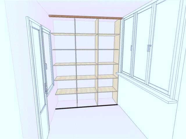 Как-сделать-шкаф-на-балконе-9