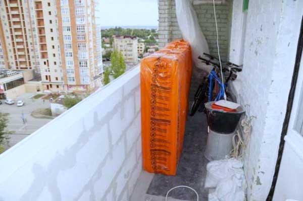 Совмещение балкона с комнатой 5
