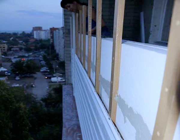 Совмещение балкона с комнатой 6