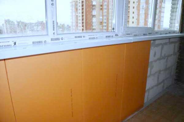 Совмещение балкона с комнатой 7