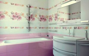 Выбираем плитку для ванной