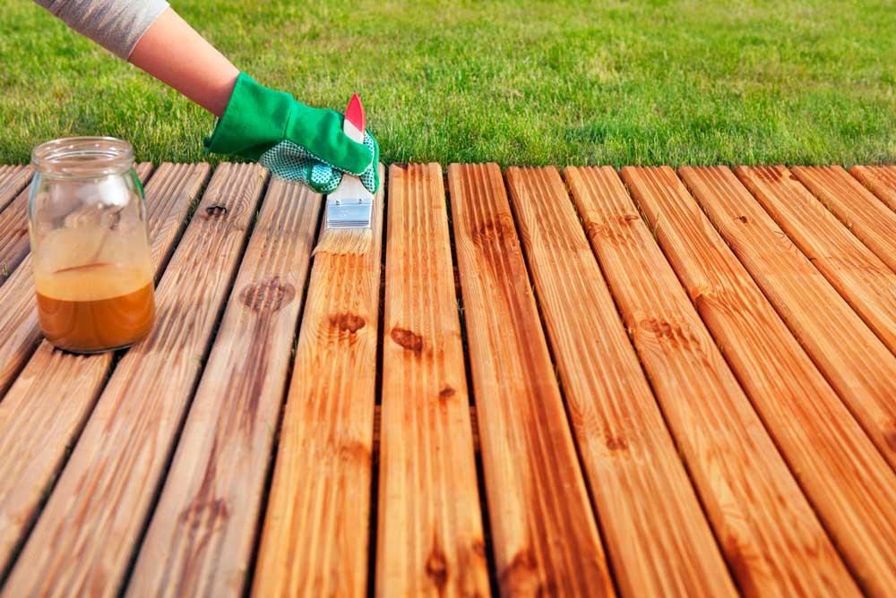 Особенности обработки древесины антисептиками