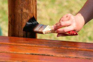Способ обработки древесины
