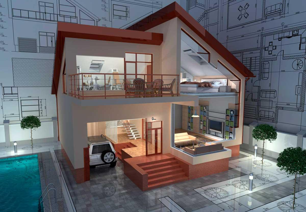 Планирование строительства загородного дома