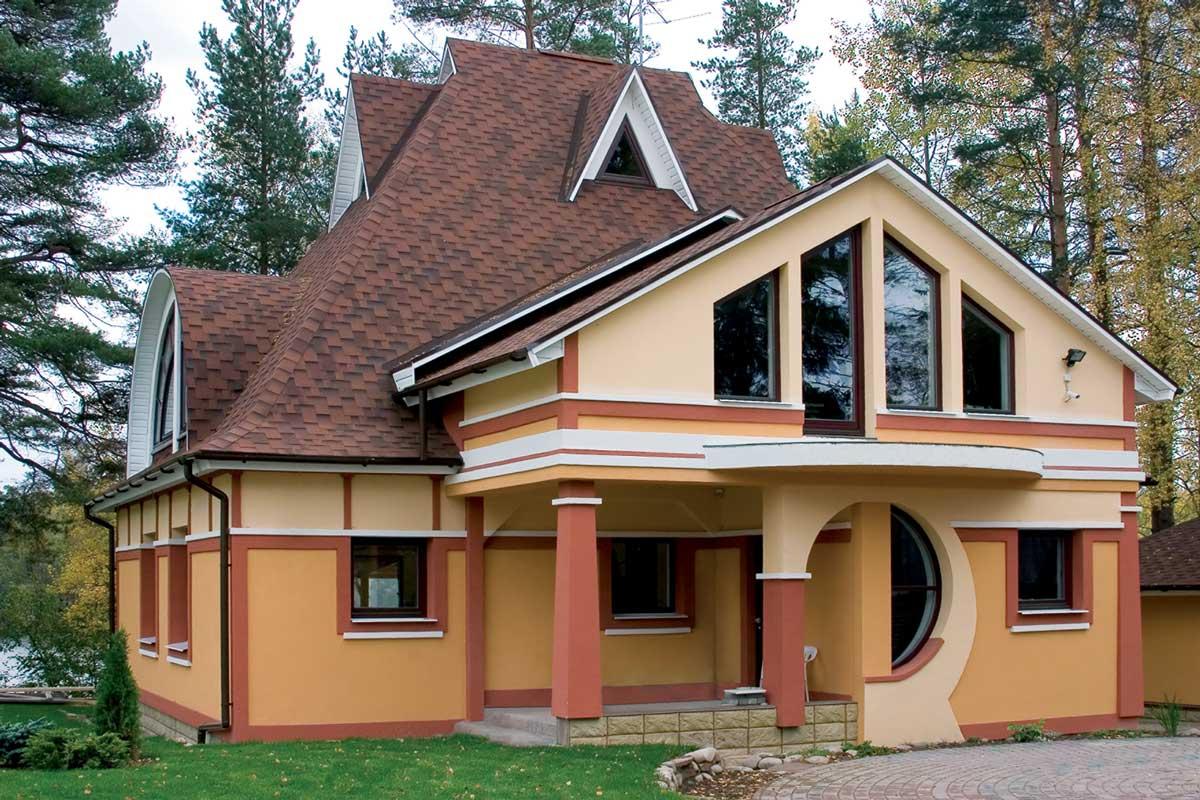 Строительства крыши