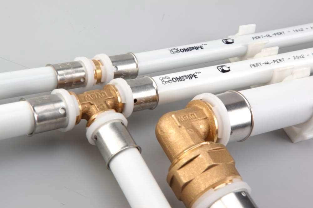 Соединительные элементы водопровода