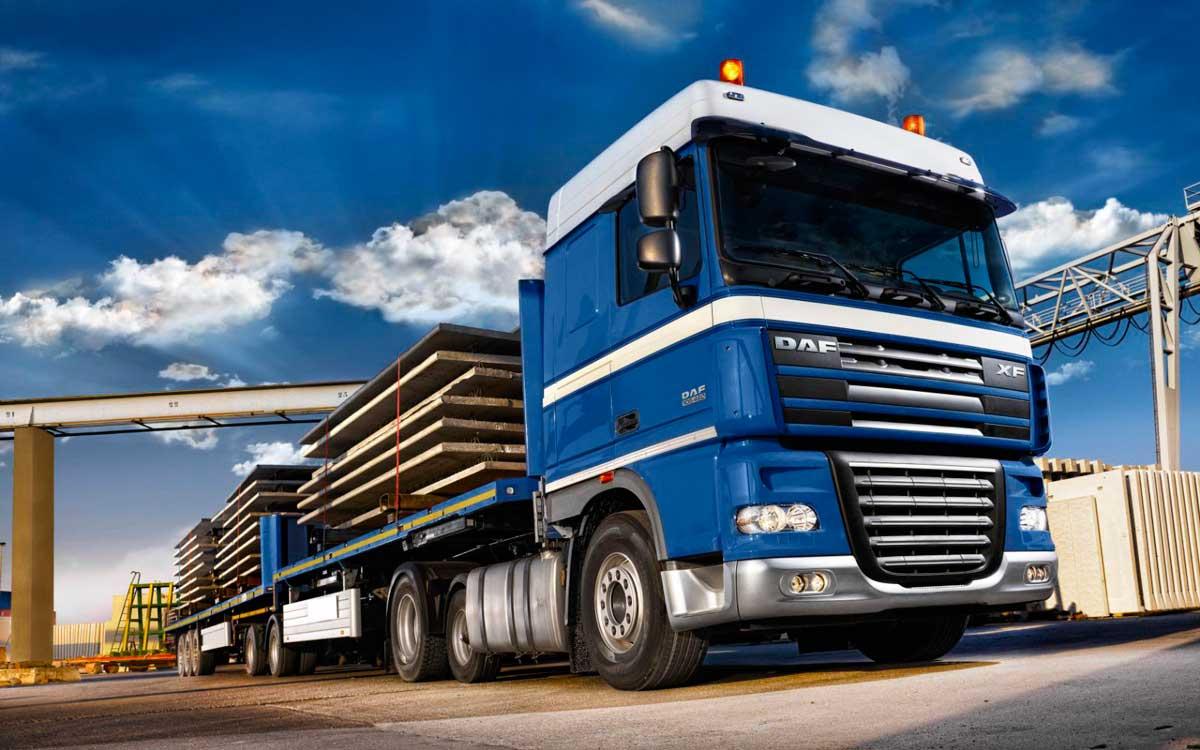 Транспортировка стройматериалов