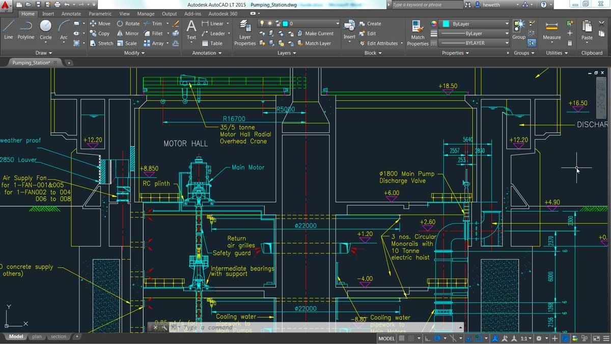 Обзор о программном продукте AutoCAD