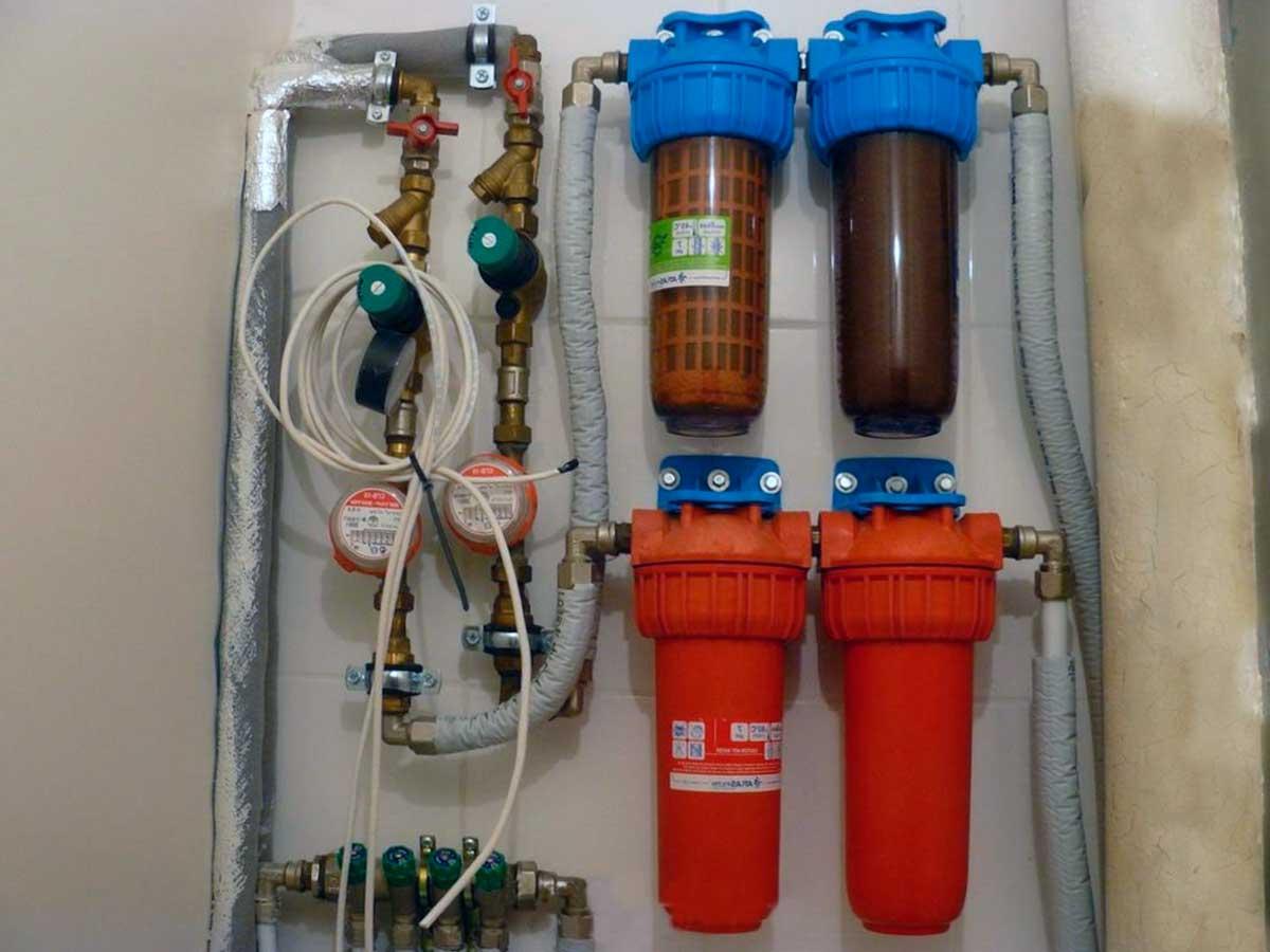 Фильтр для воды на кухню