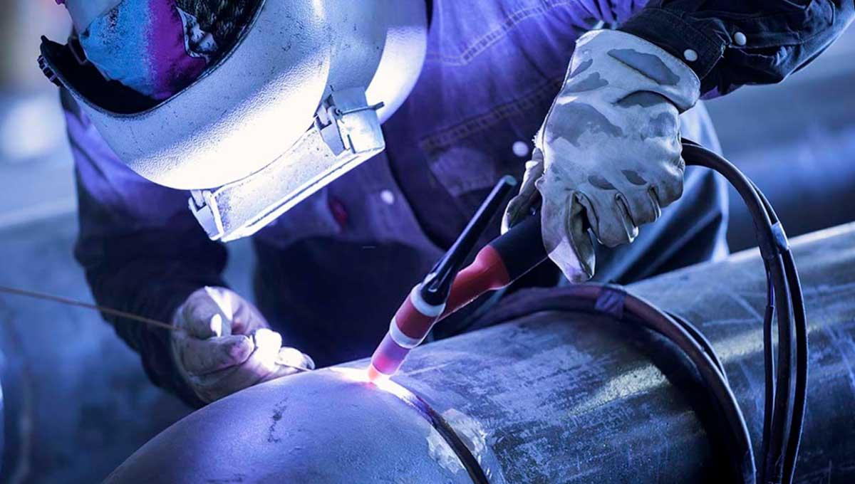 Как правильно варить швы на трубах
